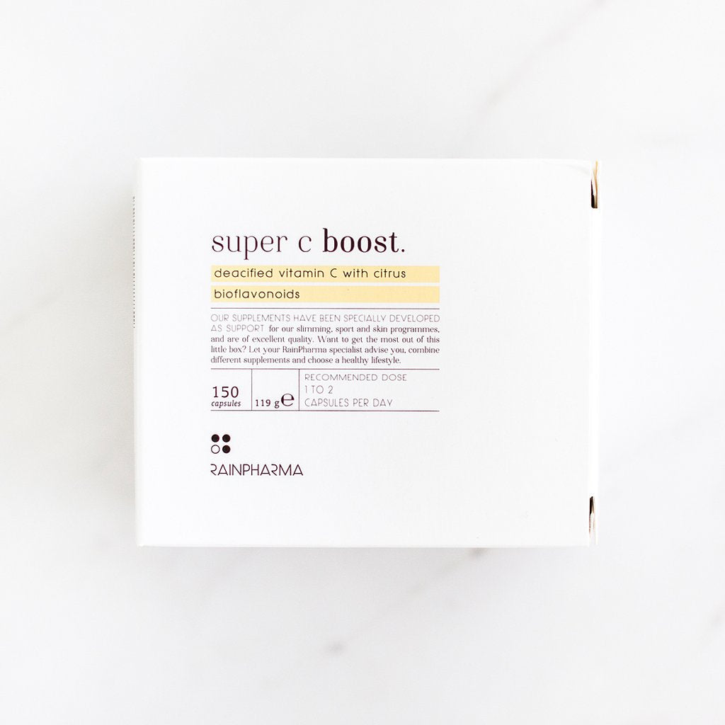 Super C Boost - 150 caps