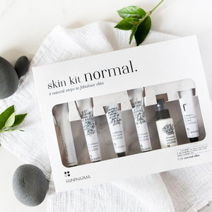 Skin Kit Normal | Startersbox voor de normale huid
