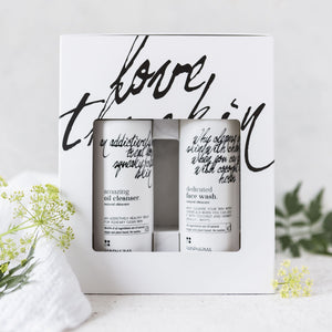 Promoset Amazing Oil Cleanser + Dedicated Face Wash