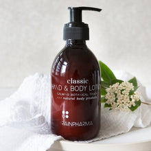 Afbeelding in Gallery-weergave laden, Classic Hand & Body Lotion - Calming Botanical Touch