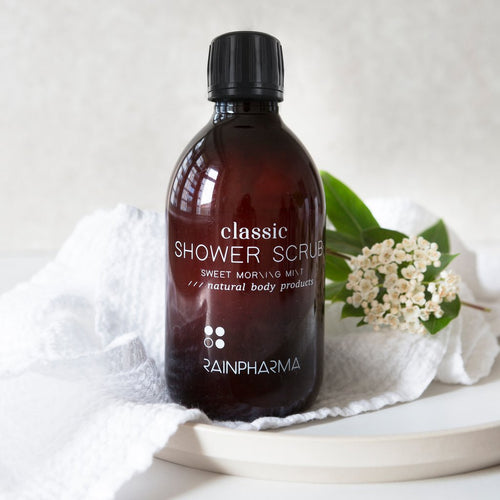 Classic Shower Scrub - Sweet Morning Mint 250ml