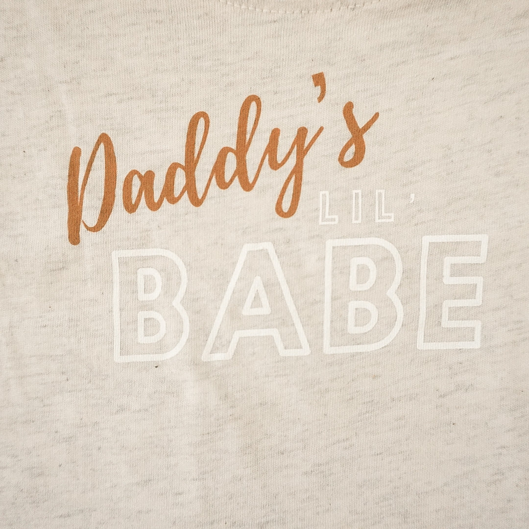 Daddy's Lil' Babe