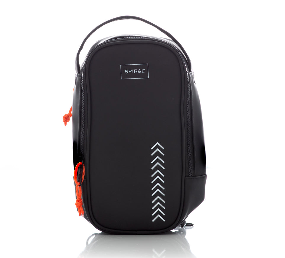 Black Academy Shoulder Backpack