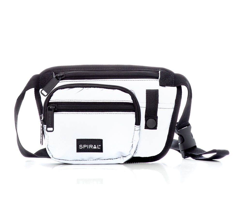 Reflective Journey Crossbody