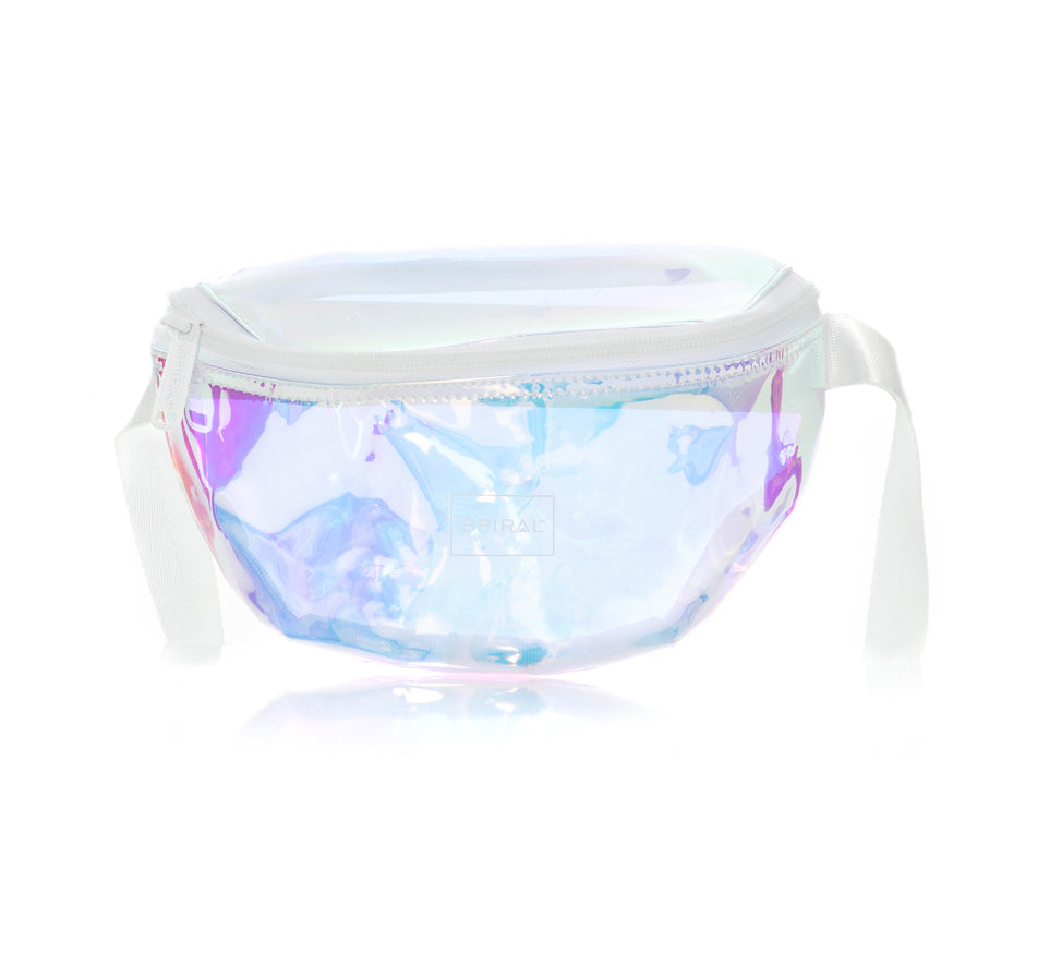 Transparent Holographic - Bum Bag