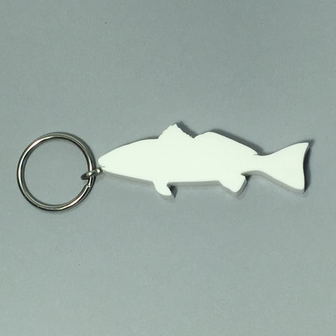 Redfish Fish Keychain