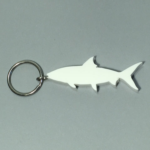 Bonefish Fish Keychain
