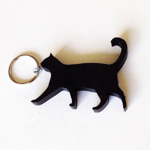 Cat Keychain