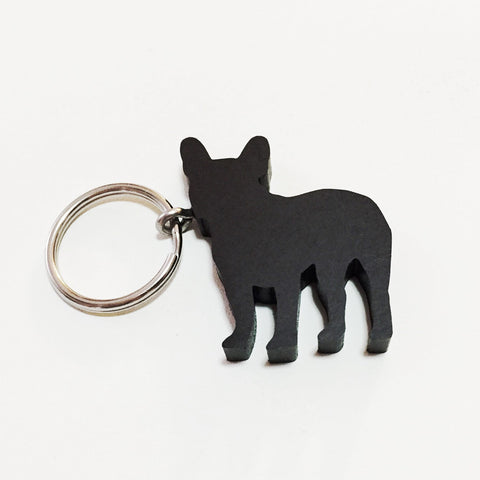 French Bulldog Frenchie Keychain