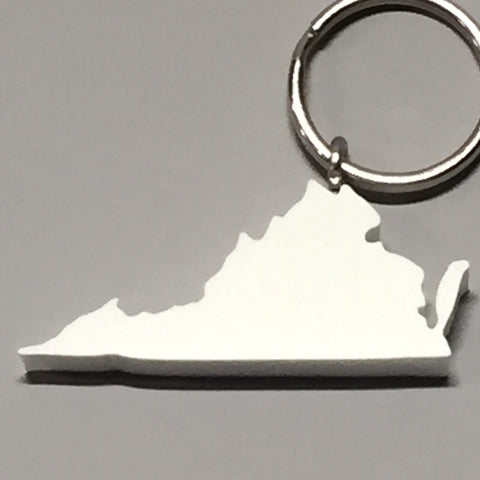 Virginia Keychain