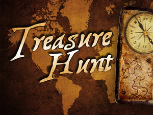 Everyone Loves a Treasure Hunt