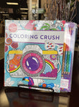 Coloring Crush - Colored Pencil Art