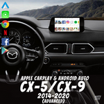 Load image into Gallery viewer, Porsche Boxster 2010-2018 Apple CarPlay & Android Auto OEM Integration - Nifty City
