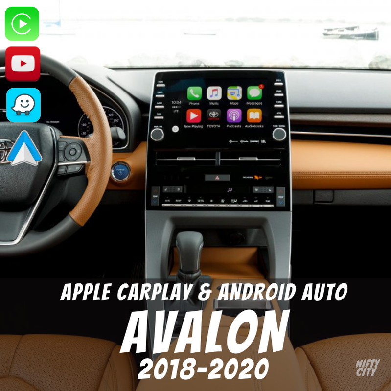 GMC Canyon 2014-2019 Apple CarPlay & Android Auto OEM Integration - Nifty City