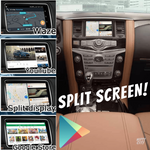 Load image into Gallery viewer, Infiniti QX80 2013-2020 Apple CarPlay & Android Auto Interface (Advanced) - Nifty City
