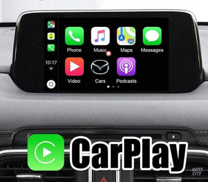 Mazda 2, 3, 6 2014-2020 Apple CarPlay & Android Auto (Advanced) - Nifty City
