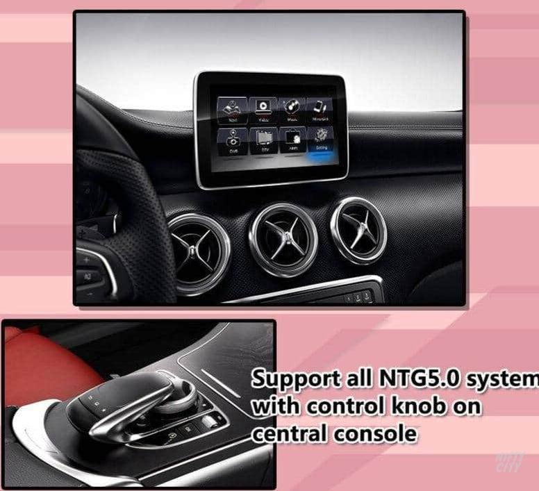 Mercedes GLA, GLC, GLE, GLS Class 2014-2018 Advanced Android Module (Any App) - Nifty City