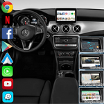 Load image into Gallery viewer, Mercedes GLA, GLC, GLE, GLS Class 2014-2018 Advanced Android Module (Any App) - Nifty City