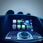 Load image into Gallery viewer, Nissan 370Z 2009-2020 Apple CarPlay & Android Auto OEM Integration - Nifty City
