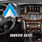 Load image into Gallery viewer, Nissan Pathfinder 2013-2020 Apple CarPlay & Android Auto (Advanced) - Nifty City