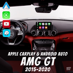 Load image into Gallery viewer, Mercedes AMG GT 2015-2020 Apple CarPlay & Android Auto OEM Integration - Nifty City