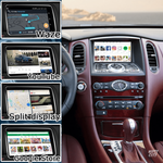 Load image into Gallery viewer, Infiniti EX37 2008-2014 Apple CarPlay & Android Integration (Advanced) - Nifty City