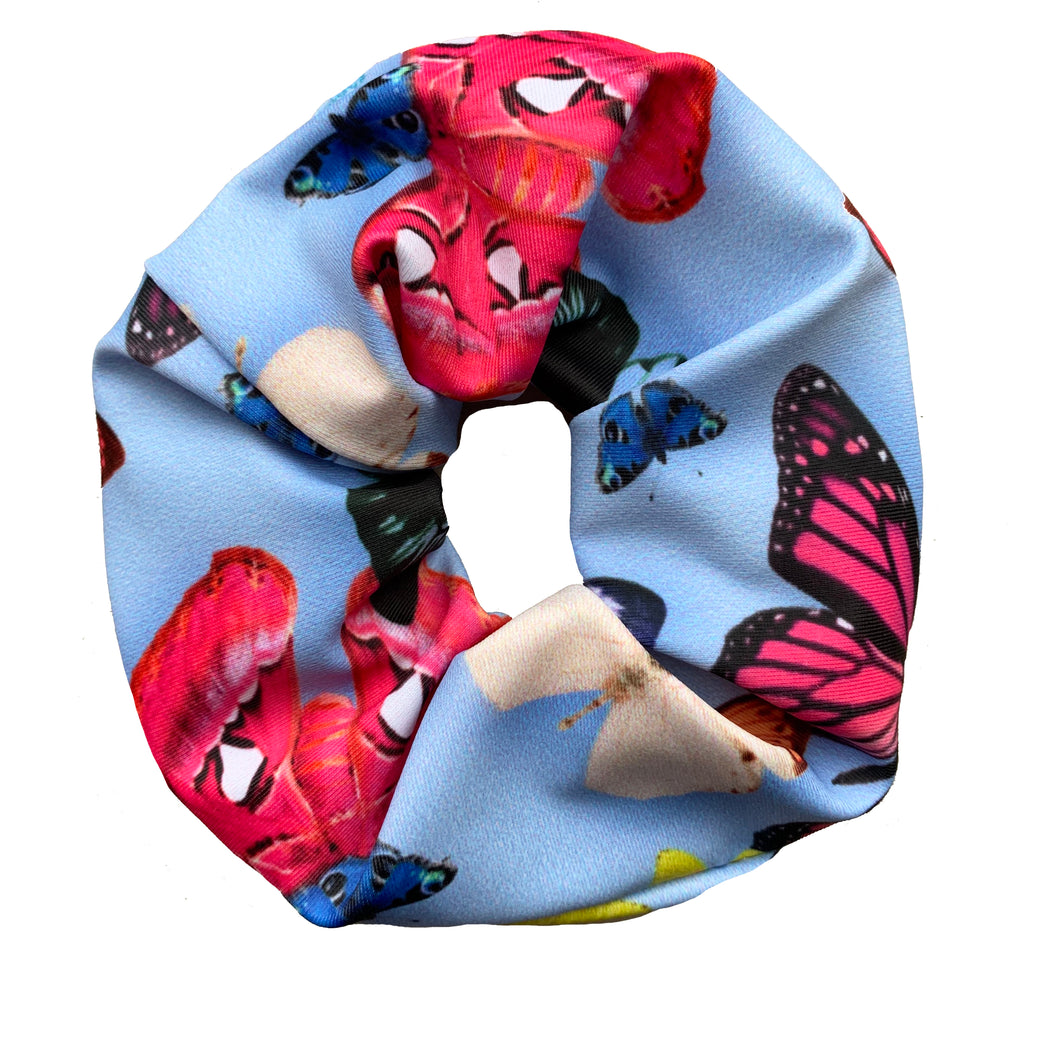 Butterfly Effect Scrunchie