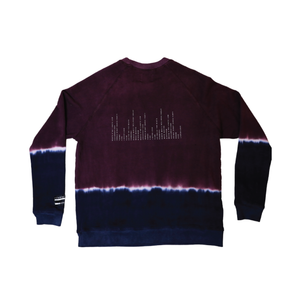 Everything is Energy Ombre Crewneck