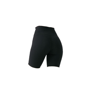 These bike shorts are super soft and sculpt curves in all the right places for a sleek look from day to night. High-rise fit with a wide waistband and flattering length hitting at the mid-thigh.
