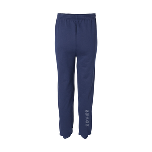 A FORWARD__Space athleisure go-to. Soft and cozy scrunch banded hem style sweatpants with elastic waistband and internal drawcord.