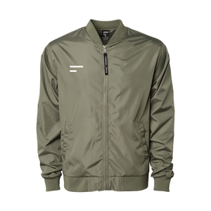 United by the Beats Lightweight Bomber Jacket