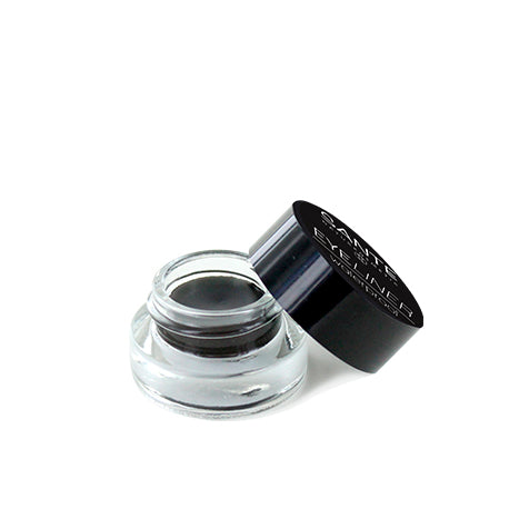 Eyeliner Waterproof - Black - SANTE
