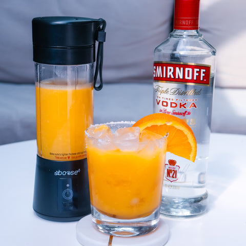 Boose orange cocktail