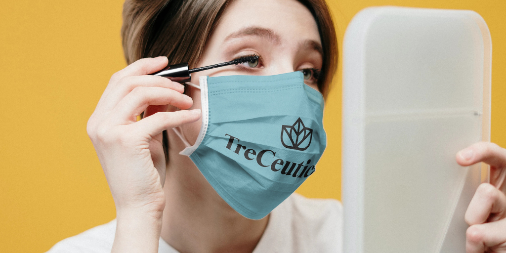 Best Anti-Aging Eye Tips When Wearing A Face Mask By TreCeuticals
