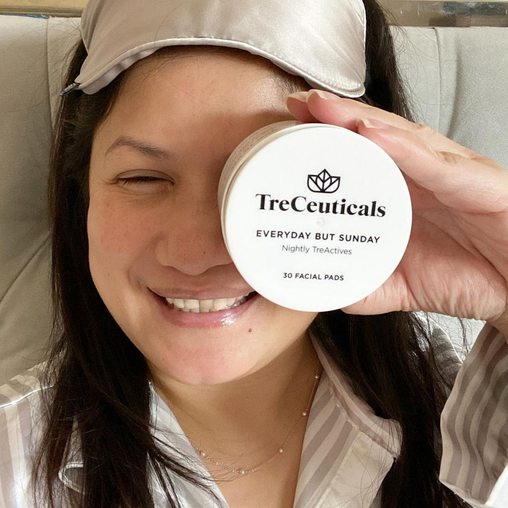 Review on Treceuticals Everyday But Sunday By I Heart Beauty