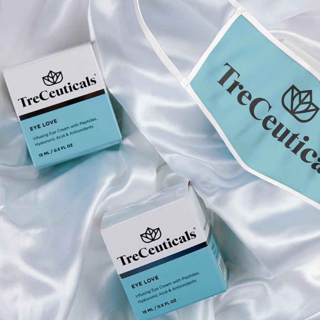 The best eyecream, by Treceuticals
