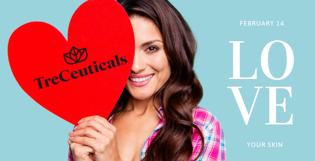 Tips To Pamper Yourself This Valentine's Day, By TreCeuticals Skincare