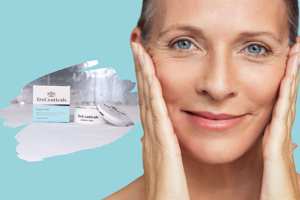 Transition your skincare from winter to spring by treceuticals