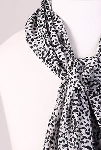 Scarf Mini Leopardo