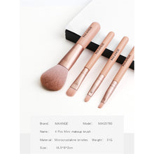 Load image into Gallery viewer, Mini Portable Brush Set (4Pcs)