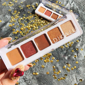 DIKALU 5 Color Mini Sunset Palette