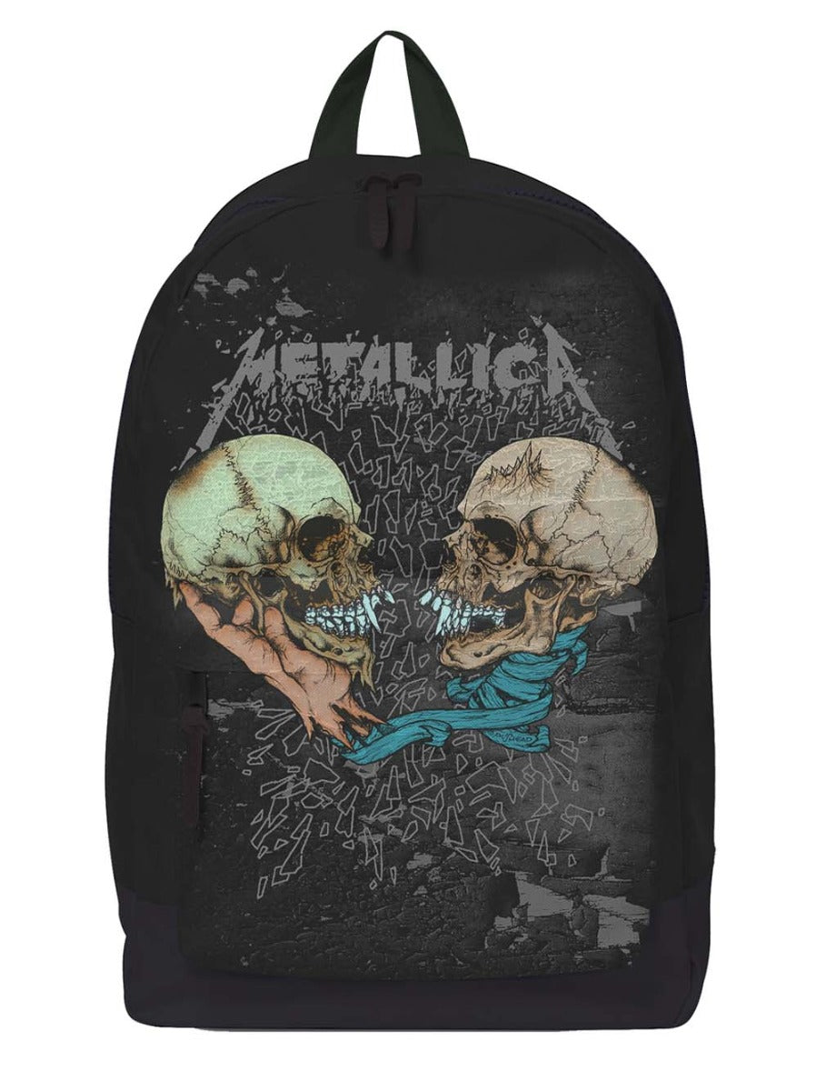 Metallica Sad But True Classic Backpack