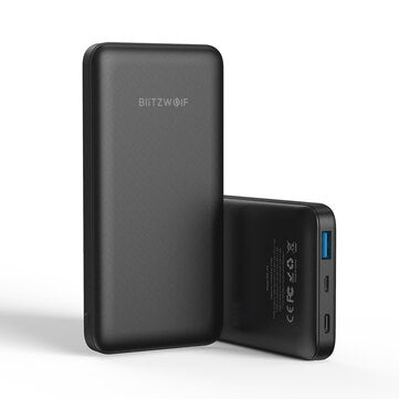 Fast Charging Power Bank with Dual Input and Output