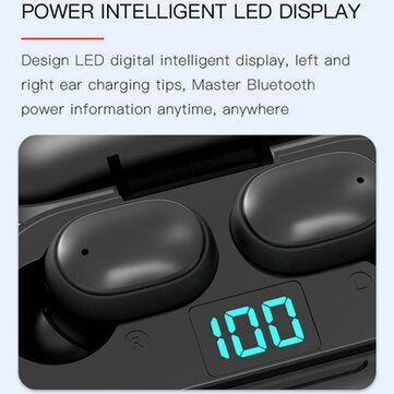 Wireless Smart Bluetooth Earphones