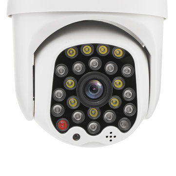 Outdoor Waterproof Security Camera with Night Vision