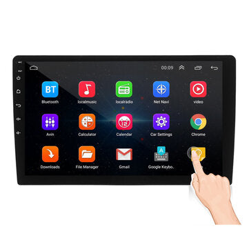 "10.1"" Double Din Android MP5 Player"