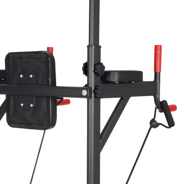 Image of Multifunctional Power Tower Pull Up and Dip Station
