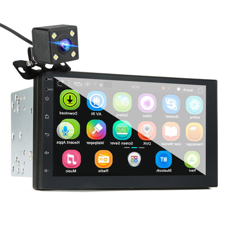 7 Inch Double Din Car Radio