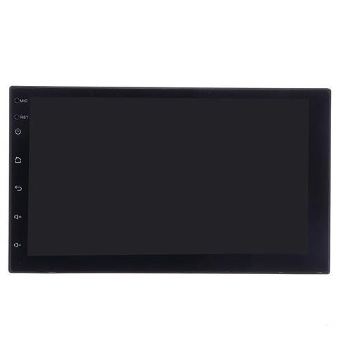 Image of 7 Inch Double Din Car Radio