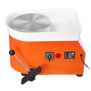 110V 250W Electric Pottery Wheel Machine